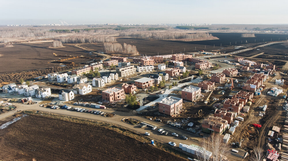 жк l town ход строительства 11.11.2019